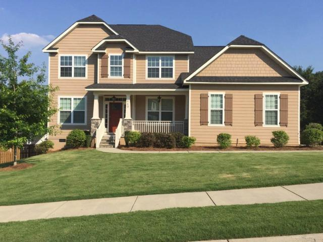 640 Burgamy Pass, Grovetown, GA 30813 (MLS #424580) :: Natalie Poteete Team
