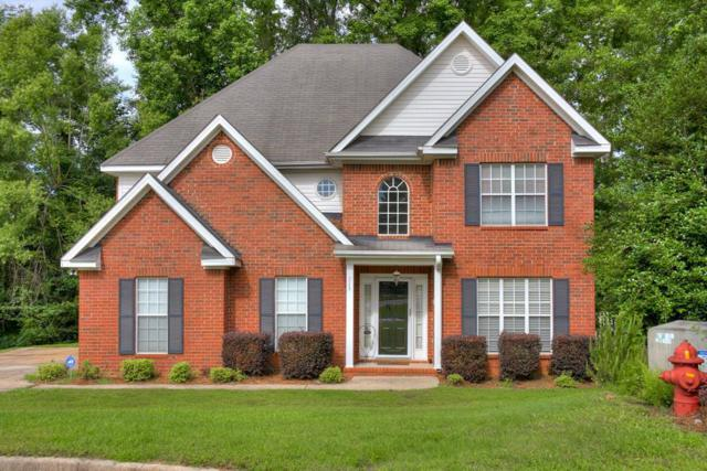 713 Carriage Hills Place, Martinez, GA 30907 (MLS #427813) :: Young & Partners