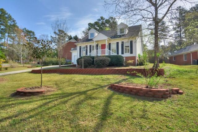 664 Chimney Hill Circle N, Evans, GA 30809 (MLS #428419) :: Shannon Rollings Real Estate