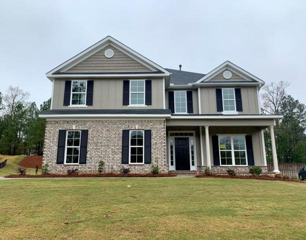 480 Weyanoke Drive, Evans, GA 30809 (MLS #429466) :: Shannon Rollings Real Estate