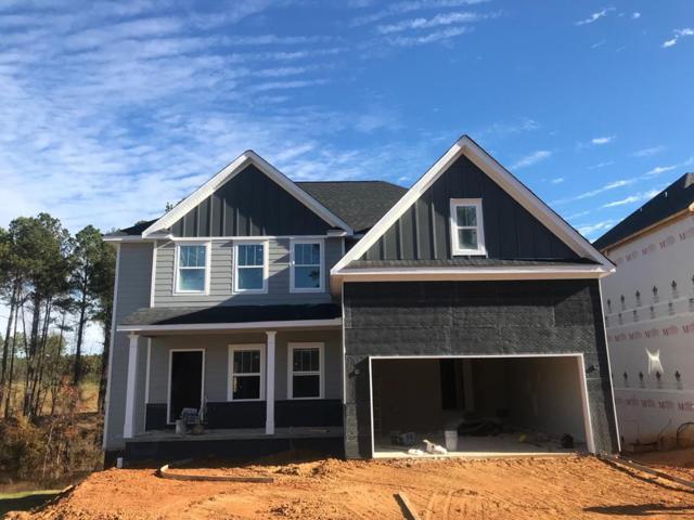 675 Tree Top Trail, Evans, GA 30809 (MLS #432866) :: Greg Oldham Homes