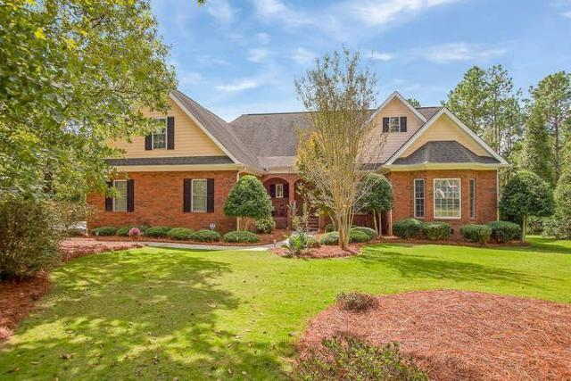 208 Steeple Ridge Road, Aiken, SC 29803 (MLS #433165) :: Young & Partners