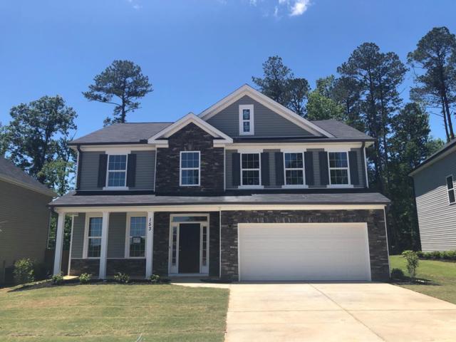 153 Caroleton Drive, Grovetown, GA 30813 (MLS #436215) :: REMAX Reinvented | Natalie Poteete Team