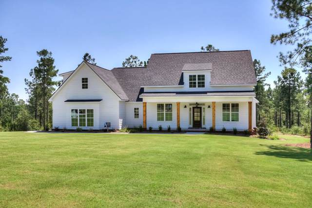 1076 Drayton Court, Aiken, SC 29801 (MLS #439794) :: Melton Realty Partners