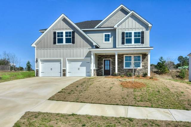 3926 Lakeside Pass, Hephzibah, GA 30815 (MLS #440673) :: REMAX Reinvented | Natalie Poteete Team