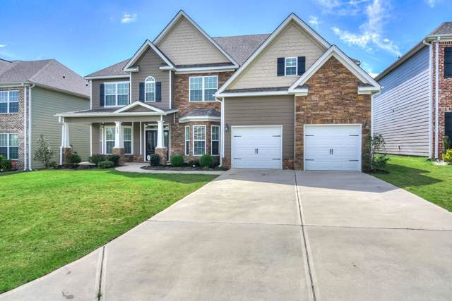 343 Bella Rose Drive, Evans, GA 30809 (MLS #442903) :: Melton Realty Partners