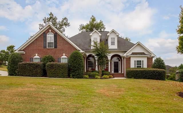 1127 Indian Springs Trail, Grovetown, GA 30813 (MLS #444884) :: Shannon Rollings Real Estate