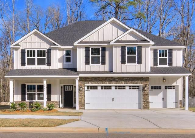 4062 Stowe Drive, Grovetown, GA 30813 (MLS #446981) :: Melton Realty Partners