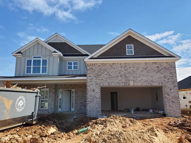 393 Bridle Path Road, North Augusta, SC 29860 (MLS #447263) :: Melton Realty Partners