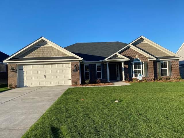 4845 Ken Miles Drive, Hephzibah, GA 30815 (MLS #447288) :: Better Homes and Gardens Real Estate Executive Partners