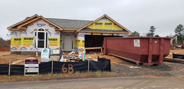 457 Lybrand Street, Aiken, SC 29803 (MLS #448344) :: Melton Realty Partners