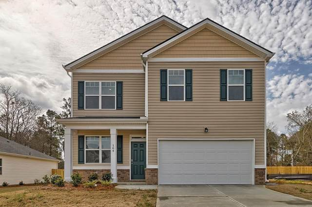 164 Expedition Drive, North Augusta, SC 29841 (MLS #449123) :: Better Homes and Gardens Real Estate Executive Partners
