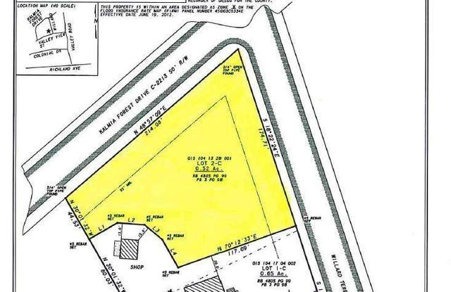 Lot 2-C Kalmia Forest Drive, Aiken, SC 29801 (MLS #449135) :: Melton Realty Partners