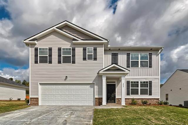 177 Expedition Drive, North Augusta, SC 29841 (MLS #449198) :: Young & Partners