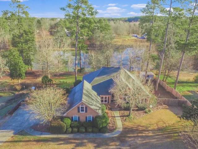 100 Mill Creek Ct., North Augusta, SC 29821 (MLS #449767) :: Shannon Rollings Real Estate