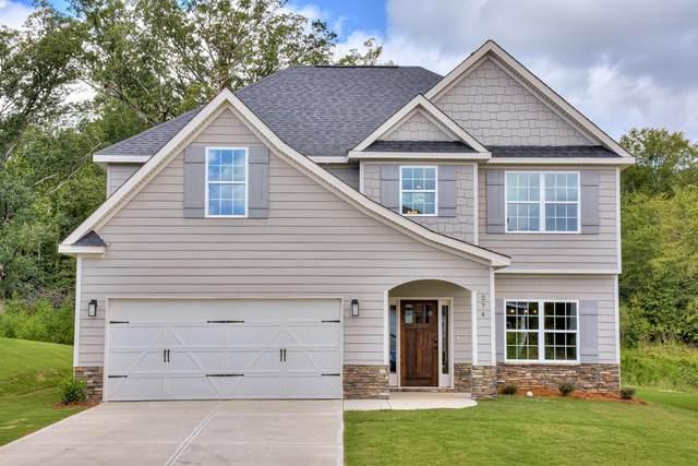 274 Palisade Ridge, Evans, GA 30809 (MLS #452853) :: Shannon Rollings Real Estate