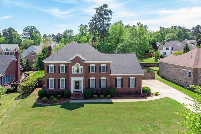 3962 Hammonds Ferry, Evans, GA 30809 (MLS #453128) :: Shannon Rollings Real Estate