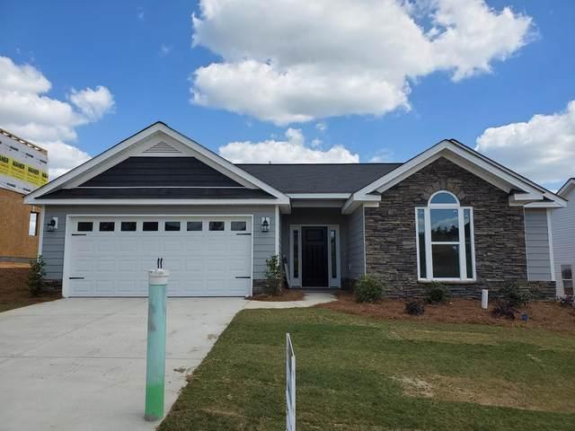 7105 Grayson Drive, Graniteville, SC 29829 (MLS #453791) :: Shannon Rollings Real Estate