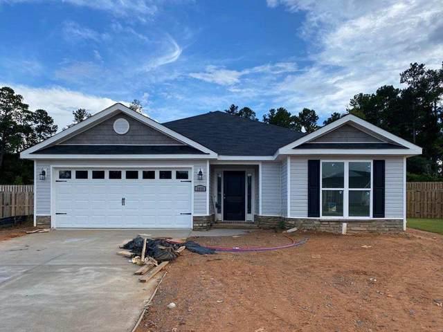 7033 Hanford Drive, Aiken, SC 29803 (MLS #454714) :: RE/MAX River Realty