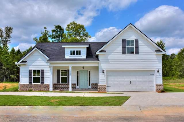 1129 Elias Station, Thomson, GA 30824 (MLS #454828) :: Shannon Rollings Real Estate