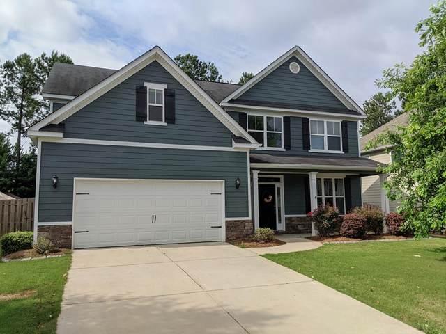 321 Brentford Avenue, Grovetown, GA 30813 (MLS #455497) :: Shannon Rollings Real Estate