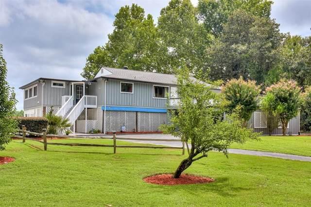 63 Alberclauss Drive, Augusta, GA 30901 (MLS #458814) :: REMAX Reinvented   Natalie Poteete Team