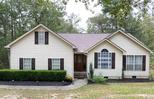41 Oakcrest Lane, Aiken, SC 29803 (MLS #459345) :: RE/MAX River Realty