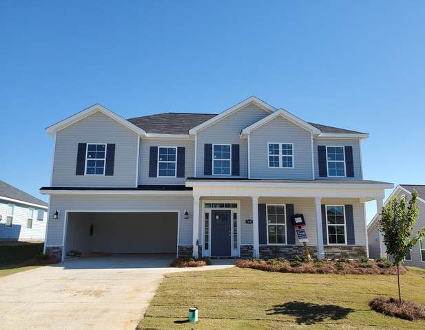 7097 Grayson Drive, Graniteville, SC 29829 (MLS #459803) :: Southeastern Residential