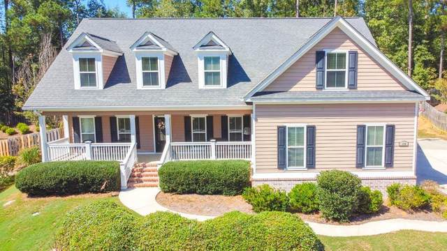 129 Oakbrook Drive, North Augusta, SC 29860 (MLS #460808) :: For Sale By Joe | Meybohm Real Estate