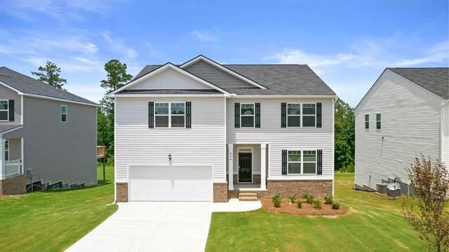 430 Furlough Drive, Augusta, GA 30909 (MLS #461973) :: Shannon Rollings Real Estate