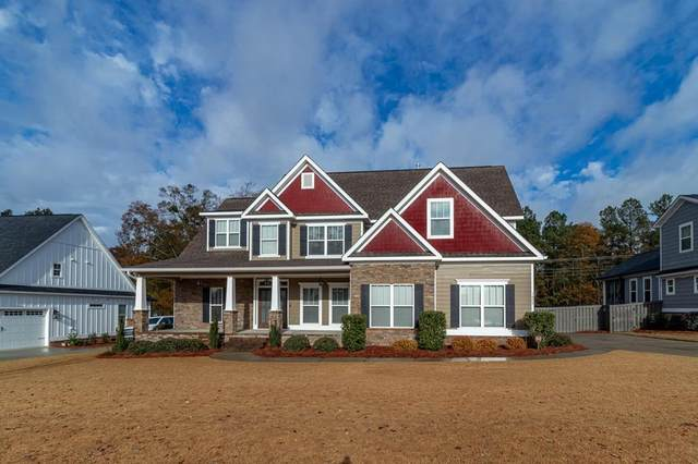 1023 Cooper Place Drive, North Augusta, SC 29860 (MLS #463852) :: Tonda Booker Real Estate Sales