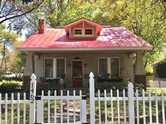 1462 Heath Street, Augusta, GA 30904 (MLS #464856) :: McArthur & Barnes Partners | Meybohm Real Estate