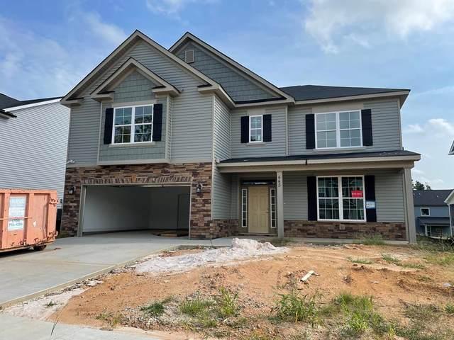 445 Arrowwood Drive, Grovetown, GA 30813 (MLS #467018) :: For Sale By Joe | Meybohm Real Estate