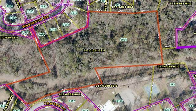 3086 Westwood Road, Augusta, GA 30909 (MLS #470278) :: The Starnes Group LLC