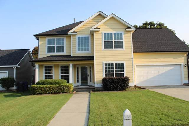 2101 Magnolia Parkway, Grovetown, GA 30813 (MLS #470566) :: Rose Evans Real Estate