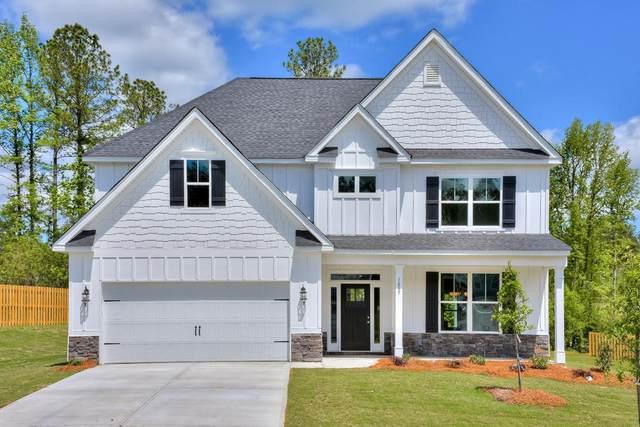 5101 Greyton Circle, North Augusta, SC 29860 (MLS #471277) :: Melton Realty Partners
