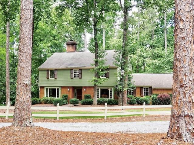 4344 Deerwood Lane, Evans, GA 30809 (MLS #472190) :: Young & Partners