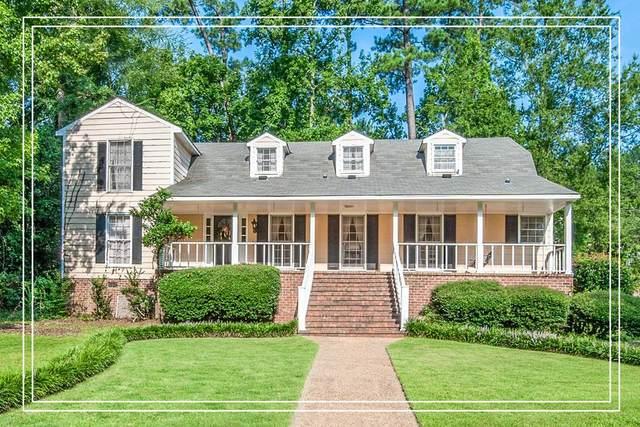 1033 Brookwood Drive, Augusta, GA 30909 (MLS #473408) :: For Sale By Joe   Meybohm Real Estate