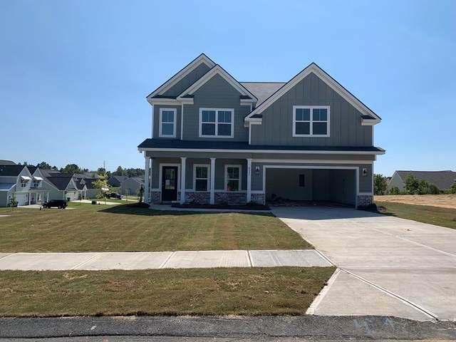 8033 Crossbow Landing, Graniteville, SC 29829 (MLS #473607) :: For Sale By Joe   Meybohm Real Estate