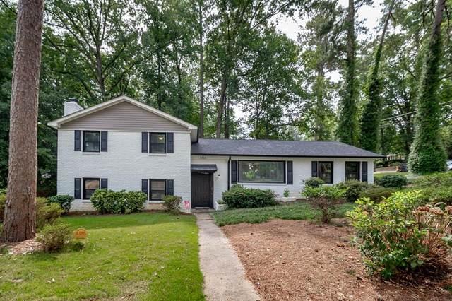 3016 Sussex Road, Augusta, GA 30909 (MLS #475107) :: Melton Realty Partners