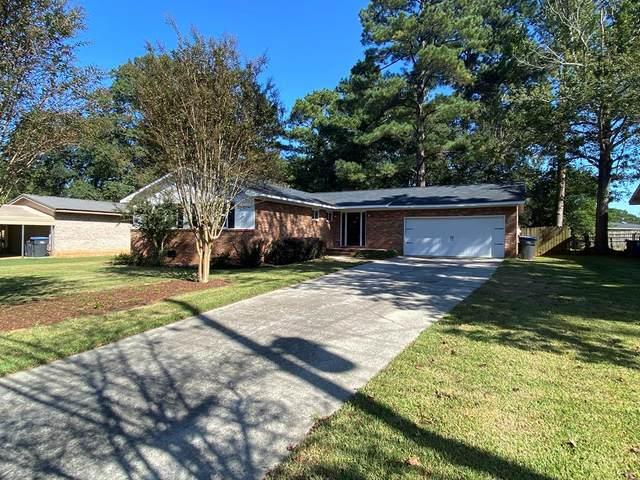 1216 Eisenhower Drive, Augusta, GA 30904 (MLS #475632) :: REMAX Reinvented | Natalie Poteete Team