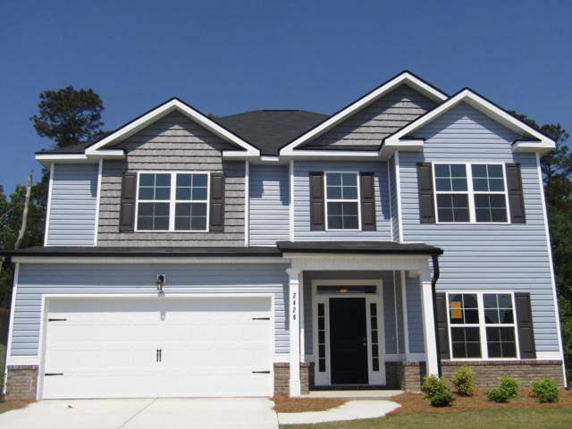 2426 Orchard Drive, Hephzibah, GA 30815 (MLS #410529) :: Shannon Rollings Real Estate