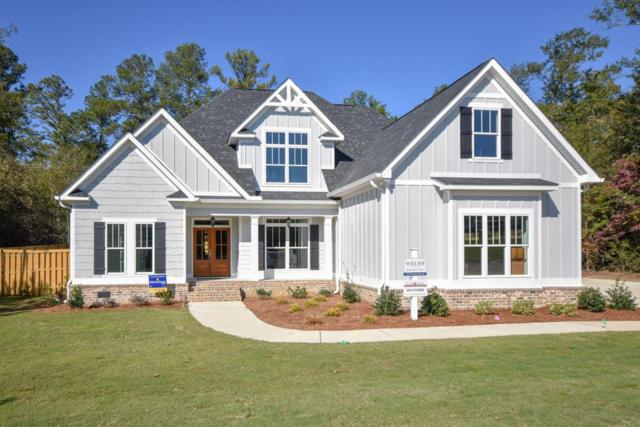 1011 Cooper Place Drive, North Augusta, SC 29860 (MLS #427434) :: Shannon Rollings Real Estate