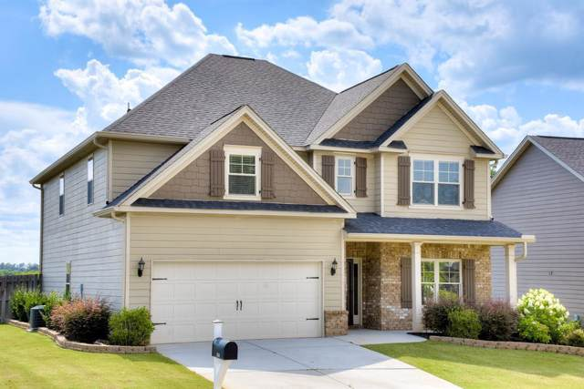 254 Wentworth Place, Grovetown, GA 30813 (MLS #443913) :: Young & Partners