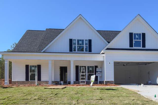 436 Dove Lake Drive, North Augusta, SC 29841 (MLS #445102) :: The Starnes Group LLC