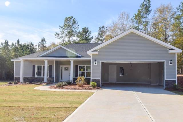 362 Dove Lake Drive, North Augusta, SC 29841 (MLS #445974) :: Shannon Rollings Real Estate