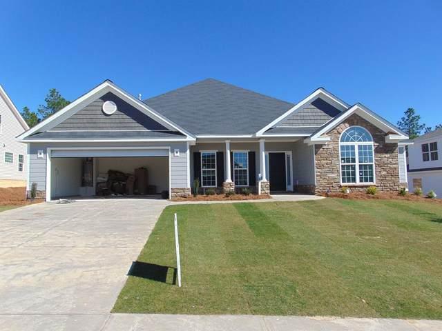 1362 Ackerman Drive, Graniteville, SC 29829 (MLS #446105) :: The Starnes Group LLC