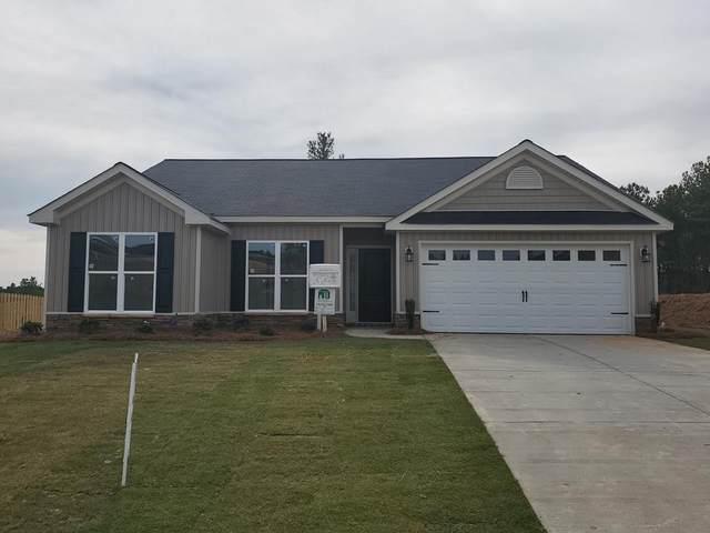472 Country Glen Avenue, Graniteville, SC 29829 (MLS #446108) :: The Starnes Group LLC