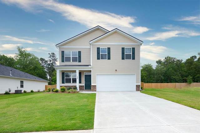 164 Expedition Drive, North Augusta, SC 29841 (MLS #449123) :: Southeastern Residential