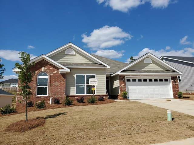 7100 Grayson Drive, Graniteville, SC 29829 (MLS #456001) :: Southeastern Residential